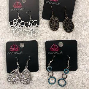 Paparazzi earring bundle